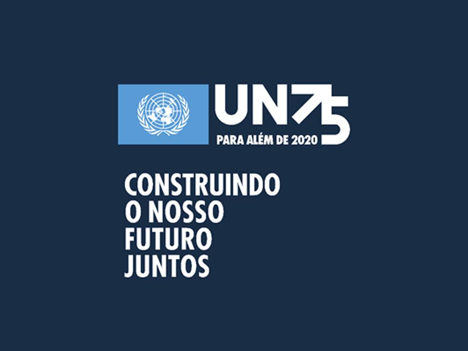 Nações Unidas – 75.º aniversário