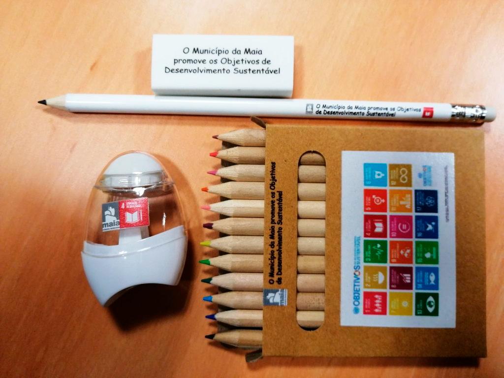 Câmara Municipal da Maia comprometida com a sensibilização para os ODS dos alunos do ensino pré-escolar e do 1º ciclo do ensino básico