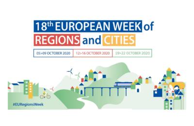 IMVF e RICD vão participar em sessão sobre o papel-chave dos governos locais e regionais para alcançar a Agenda 2030 no âmbito da 18.ª Semana Europeia das Regiões e Cidades