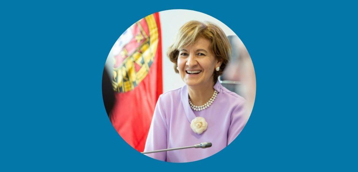 Mensagem da Antiga Secretária de Estado dos Negócios Estrangeiros e da Cooperação, Teresa Ribeiro
