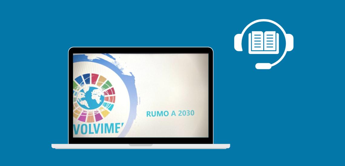 Rumo a 2030 promove formações sobre a Agenda 2030