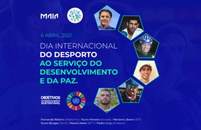 Dia Internacional do Desporto ao Serviço do Desenvolvimento e da Paz 2021