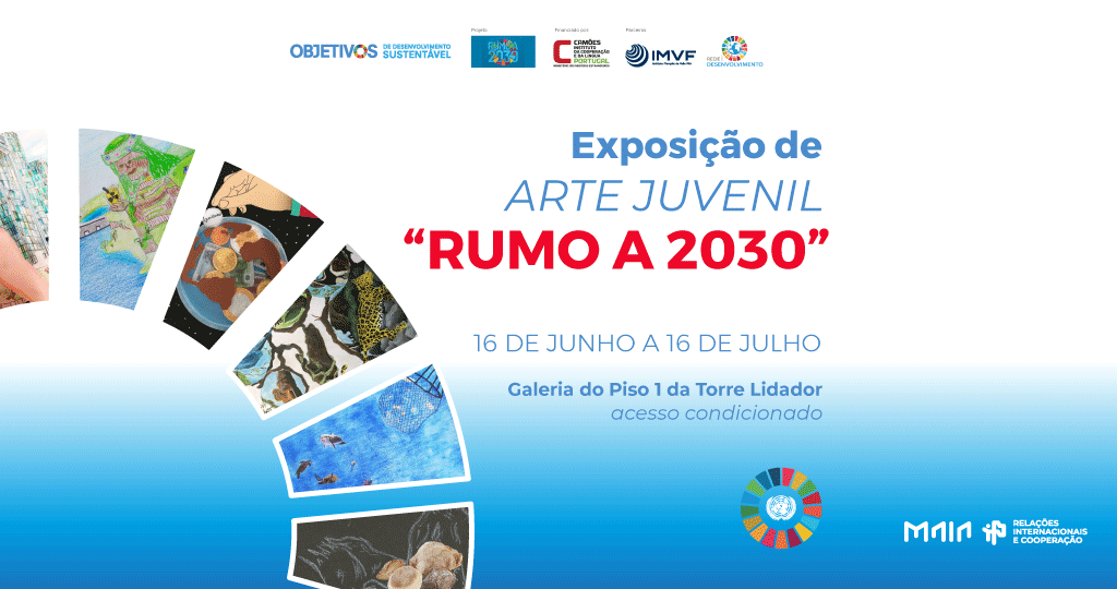 Arte Juvenil 'Rumo a 2030'