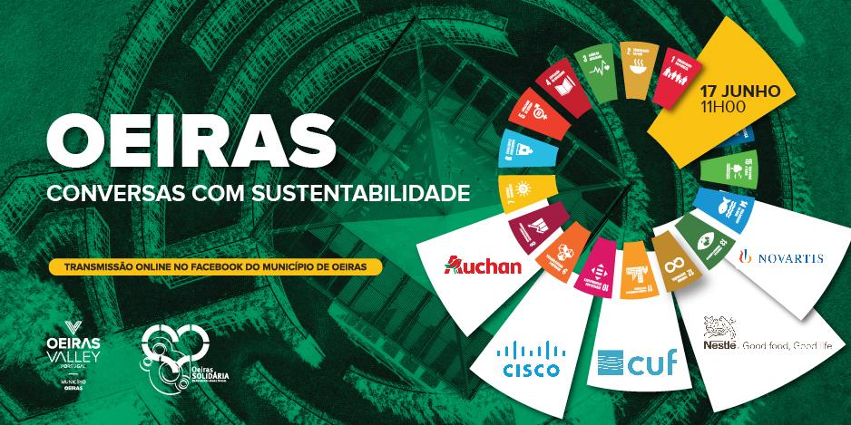 Oeiras: Conversas com Sustentabilidade